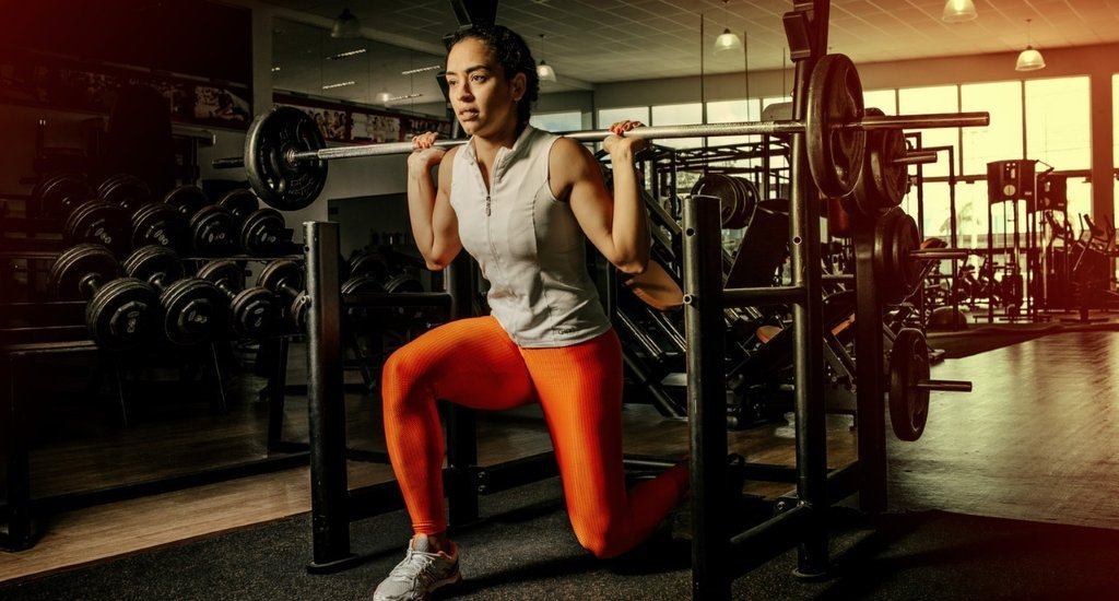 shoulder workout routine