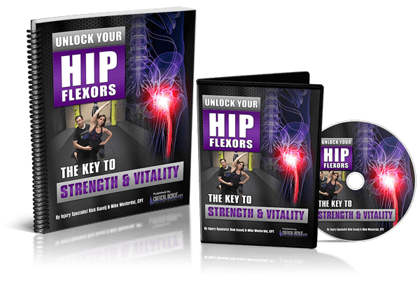 unlock your hip flexors - what is included in the program?